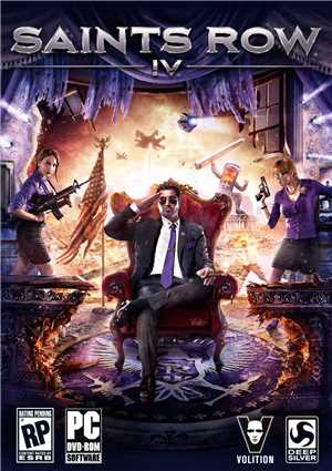 Download Saints Row IV-RELOADED game