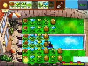 Download Plants vs Zombies v1 1 HD Android game
