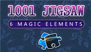 Download 1001 Jigsaw 6 Magic Elements-RAZOR game