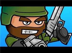 Doodle army 2 mini militia apk hack